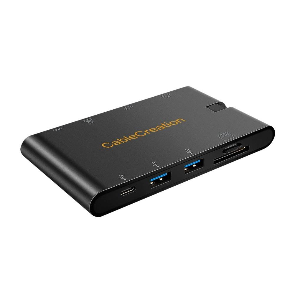 Excellent quality Thunderbolt Type C Hdmi - USB-C Multifunctional Hub, # CD0533 – CableCreation