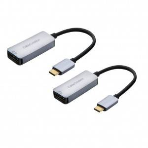 USB C to DisplayPort Adapter, 2PACK, #CD0597-2