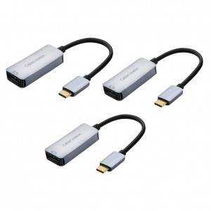 USB C to DisplayPort Adapter,3PACK,#CD0597-3