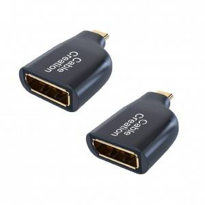 USB C to DP 4K Adapter, [2-Pack],#CD0613-2
