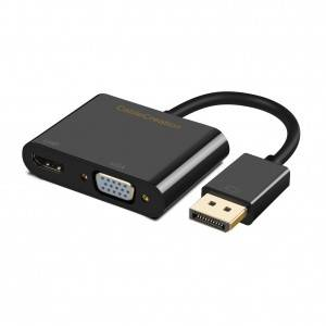 Active DisplayPort to HDMI VGA Adapter, #CD0662