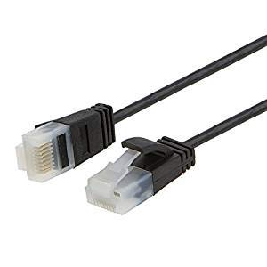 High Quality Lan Cord - Ultra Thin Cat6a Ethernet Cable 6.6Feet/ 2Meters, #CL0025 – CableCreation