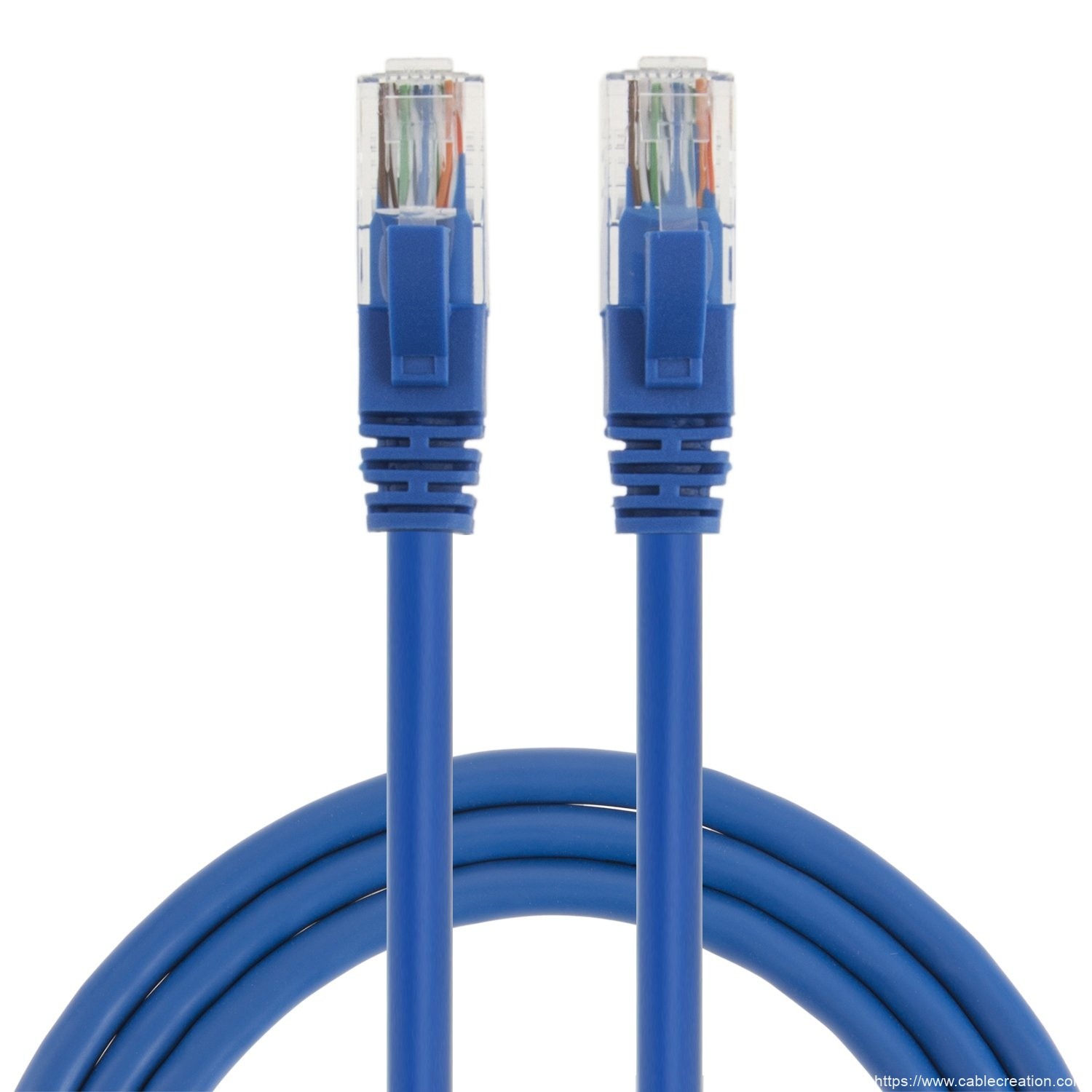 Good quality Network Cable Left Angel - CAT6 Ethernet Cable 3Feet/0.9Meters, #CL0131 – CableCreation