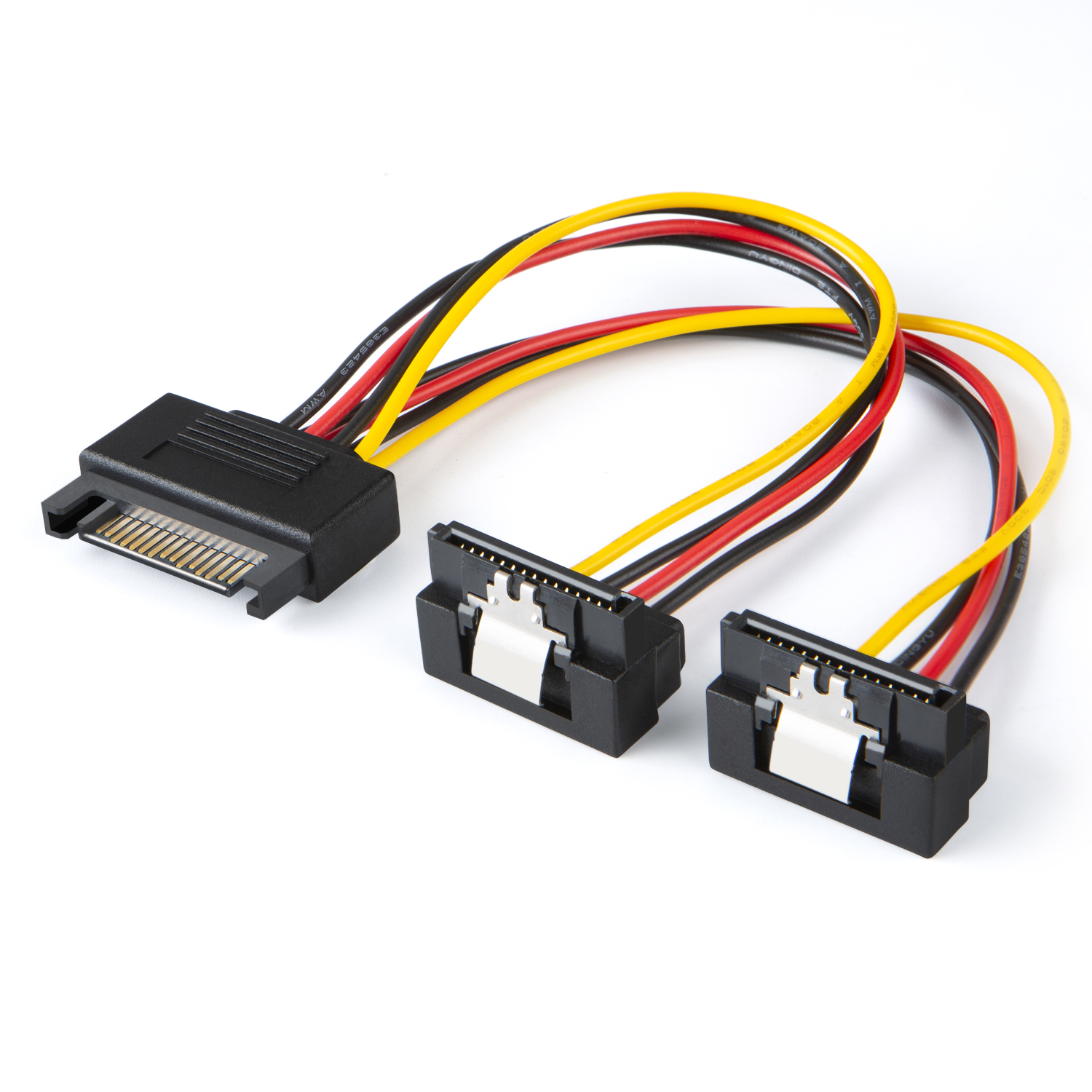 High definition Sff-8087 To Sata Iii Cable - SATA Power Cable,#CS0105 – CableCreation