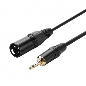 PriceList for Digital Optical Audio Cable - 3.5mm to XLR Cable,#CX0093 – CableCreation