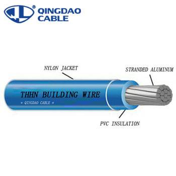 Hot sale Service Entrance Cable - Type THHN/THWN-2/T90 electrical wire stranded  aluminum conductor heat/sunlight/moisture resistant building wire – Cable Featured Image