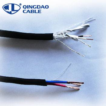 China Gold Supplier for Rg59+2c Siamese Cable - Electrical wire manufacturing plant TC instrument/power/control cable copper conductors PVC with Nylon Insulation PVC jacket – Cable