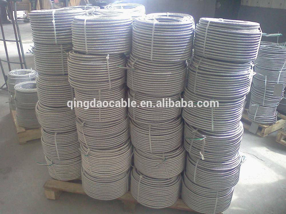 Good quality Aluminum Underground Cable - Metal-Clad Cable MC-THHN – Cable