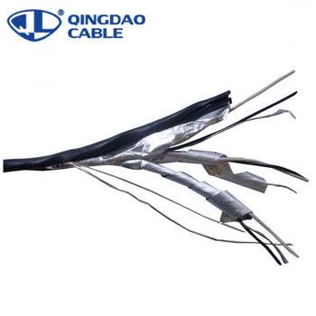 OEM/ODM Manufacturer 1.5mm2 Electrical Wire - Type TC cable tray cable Instrument  Cable PVC with Nylon Insulation Pair Shielded and Overall Shielded PVC Jacket 600V – Cable
