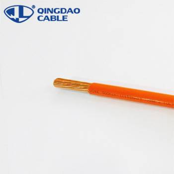 One of Hottest for Underground Water Resistant Power Cable - Type XHHW/XHHW-2 cable soft drawn bare Aluminum or annealed Copper Conductor 600V XLPE Insulation/insulated – Cable detail pictures