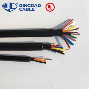 Factory directly supply Pvc Insulated Non Sheathed Cables - Irrigation cable copper conductor PVC inner jacket PE insulated aluminum shield PE outer jacket ?? listed 1263 – Cable