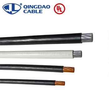 One of Hottest for Round Or Flat Shape Se Cable - Type XHHW/XHHW-2 cable soft drawn bare Aluminum or annealed Copper Conductor 600V XLPE Insulation/insulated – Cable