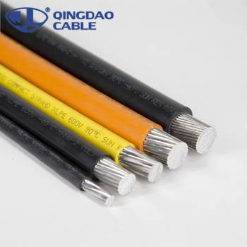 High Quality for Electrical Cables Scrap - Type XHHW/XHHW-2 cable soft drawn bare Aluminum or annealed Copper Conductor 600V XLPE Insulation/insulated – Cable