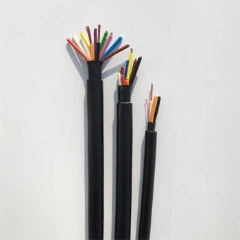 New Delivery for Pvc Insulation Nylon Jacket 600 Volts - Type Irrigation cable copper conductor PVC inner jacket PE insulated aluminum shield PE outer jacket – Cable