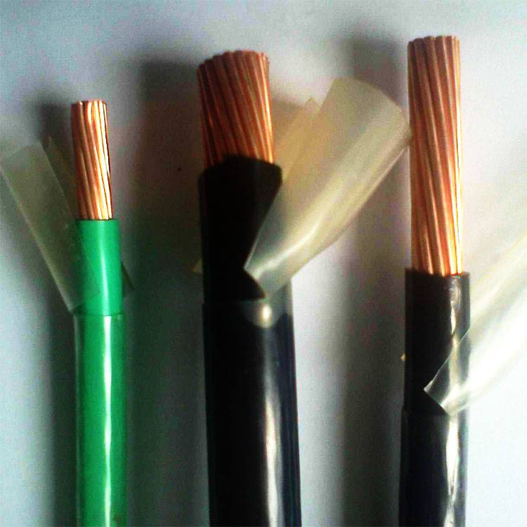 Good User Reputation for Copper Conductor Insulation Wire Building Wire - Europe style for Stranded Copper Pvc Insulation H07v-r 6mm Electrical Cable Wire – Cable
