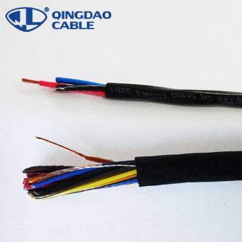 Electrical wire wholesale TC cable tray cable Power  and  Control  Cable PVC/Nylon  Insulation  with  Overall  PVC  Jacket 600V