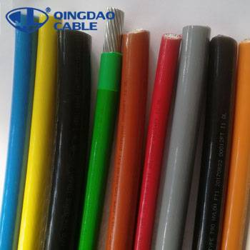 Low MOQ for Aluminium Armoured Cable - THHN/THWN-2/T90 cable Aluminum conductor PCV insulated heat/sunlight/moisture resistant control and power cable – Cable
