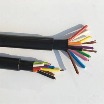 OEM manufacturer Pvc Insulated Cable 3x4mm2 - Type Irrigation cable 18AWG-4/0AWG copper conductor PVC inner jacket PE insulated aluminum shield PE outer jacket – Cable