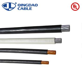 OEM/ODM Manufacturer Xlp/use-2 Xlp Copper Conductor 600 Volts Ul Stamdards - Type XHHW/XHHW-2 cable soft drawn bare Aluminum or annealed Copper bare or tinned Conductor 600V XLPE Insulation/insula...