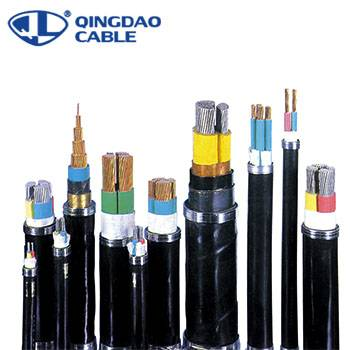 2017 China New Design Thhn/ Thwn/ Thw Copper Electric Cable - PVC insulated Power Cable wire fire resistant cable – Cable detail pictures