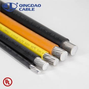 Hot sale Thhn Or Thwn Nylon Sheath Pvc Electric Wire - xhhw-2 cable soft drawn bare copper conductor xlpe cable moisture and heat resistant insulation 14AWG-2000kcmil 600V – Cable