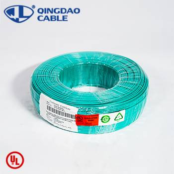 OEM/ODM Supplier 0.6/1 Kv Fire Resistant Cable - type THHN wire size soft annealed  Cu conductor bare or tinned flame retardant PVC insulated nylon jacket – Cable