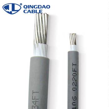 Good Wholesale Vendors 1 Core Pvc Insulated Wire - xhhw-2 cable soft drawn bare aluminum conductor xlpe cable moisture and heat resistant insulation 14AWG-2000kcmil 600V – Cable