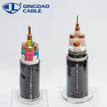 Big Discount Overshield Instrument Signal Cable - PVC insulated Power Cable wire fire resistant cable – Cable Featured Image