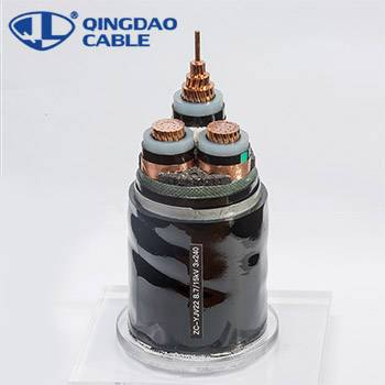 Factory directly Copper Earthing Conductor Cable - cable xlpe insulated power cable medium voltage up to 35kv – Cable