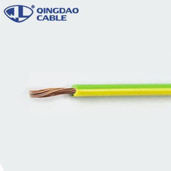 Discountable price Xlpe 11kv Price High Voltage Power Cable - PVC insulated earthing copper cable bv electric wire – Cable