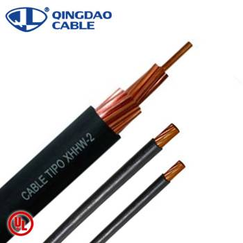 100% Original Steel Wire Armoured Cable - xhhw-2 cable soft drawn bare aluminum conductor xlpe cable moisture and heat resistant insulation 14AWG-2000kcmil 600V – Cable
