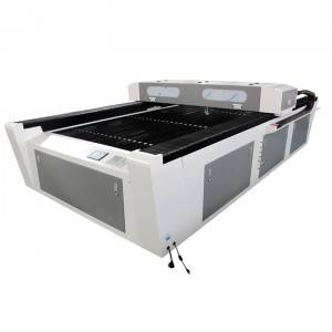 Hot-selling Co2 Laser Cutter - CA-1325 300W Metal&Non-Metal Mixed CO2 Laser Cutting Machine – Camel