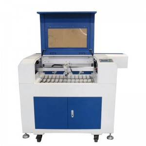 Fast delivery Small 4060 Co2 60w Acrylic Sheet Laser Cutting Machine