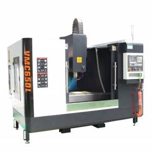 VMC650 CNC Machining Center