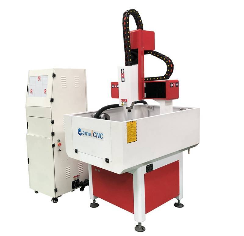 CA-6060 Metal CNC Router Featured Image