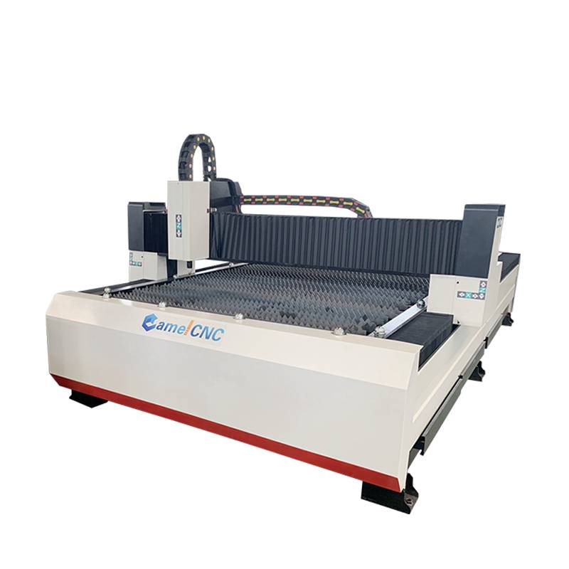 Chinese Professional Industrial Plasma Metal Cutting Machine -