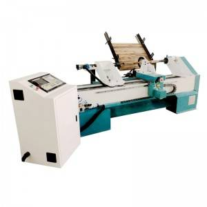 OEM Customized Cnc Mini Wood Turning Lathe Machine -