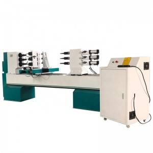 Newly Arrival Wood Cnc Machine With Auto Loading Unloading Function - CA-1512 CNC Wood Lathe – Camel