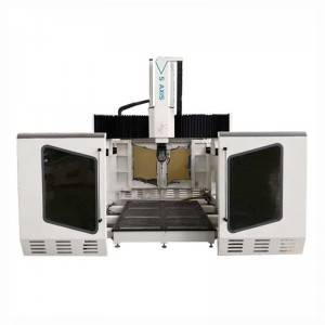 CA-1325 5 CNC Router Axis