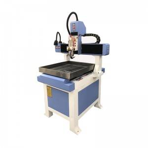 Hot Selling for Automat Tool Changer Cnc Wood Router - CA-6060 Metal CNC Router – Camel