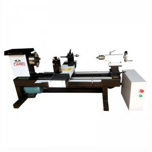 Hot sale Computer Control Wood Lathe - CA-16 Mini CNC Wood Lathe – Camel