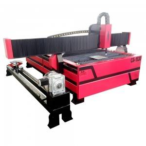OEM/ODM Factory Plasma Cutting Machine Metal - CA-1530 Plasma Sheet&Pipe Cutting Machine – Camel