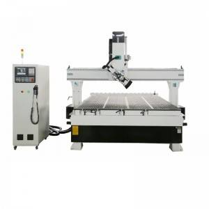2019 High quality Cnc Router Mini - CA-1325 4 Axis Spindle Rotate CNC Router – Camel