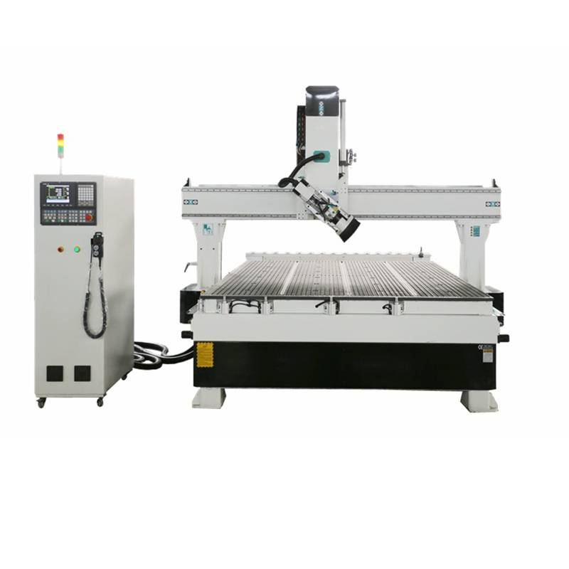 CA-1325 4 Axis Spindle Rotate CNC Router Featured Image