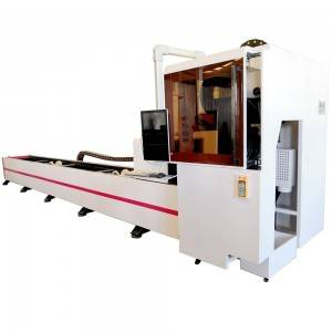 Best Price for 300 Watt Fiber Laser Cutting Machine - CA-F2060 Pipe Fiber Laser Cutting Machine – Camel