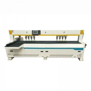 Chinese Professional Woodworking 4 Axis 8 Head Cnc Router -