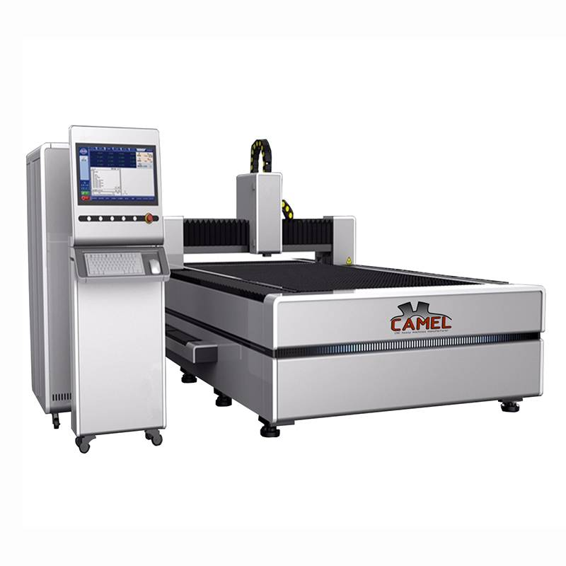 Factory Supply 100w Fiber Laser Cutting Machine -