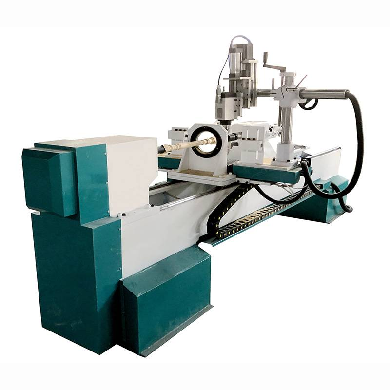 Big discounting Multi Heads Wood Cnc Machine -