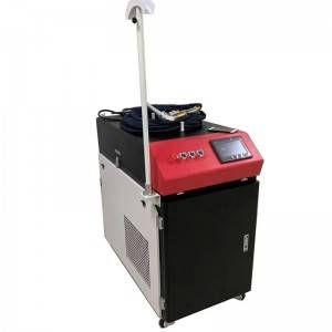 CA-1000 Fiber Laser Welding Machine