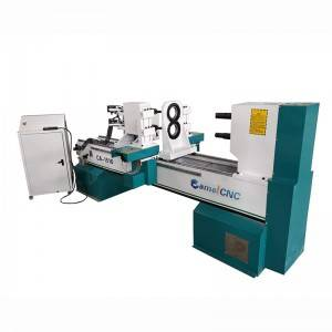 OEM Customized Cnc Mini Wood Turning Lathe Machine - CA-1516 CNC Wood Lathe – Camel